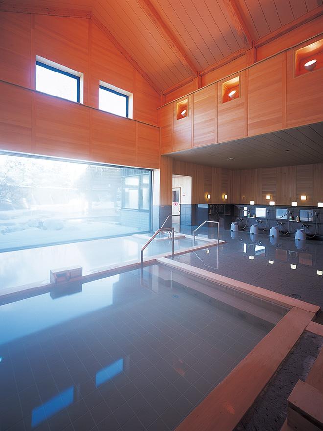 鰐の湯 つつじ 内風呂